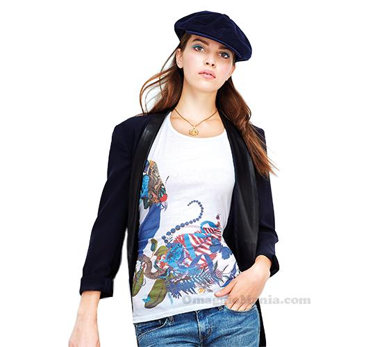 1.000 Glam T-shirt in palio con Tempo Cotton Ticket