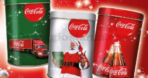 Barattolo Coca Cola omaggio