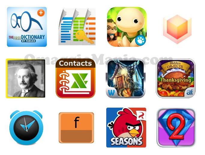 Black Friday oltre 40 app gratis