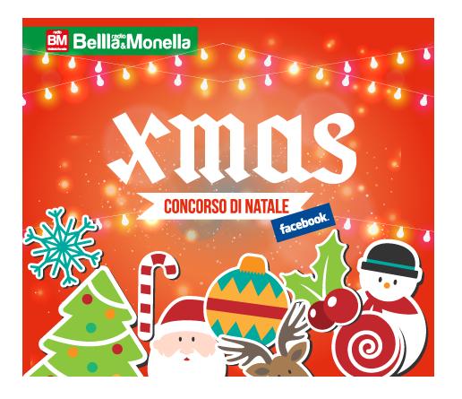 Concorso di Natale Radio Bellla&Monella