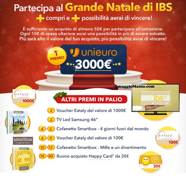 Il Grande Natale di IBS