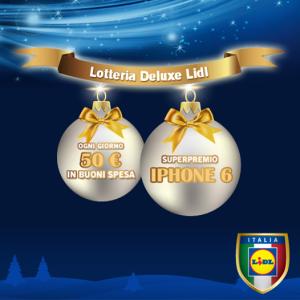 Lotteria Deluxe Lidl 2014
