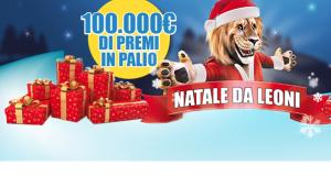 Natale da Leoni Nova Euronics
