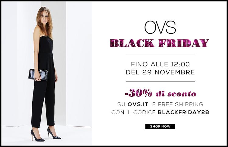 OVS Black Friday 2014