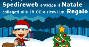 Regalo a sorpresa da Spedireweb