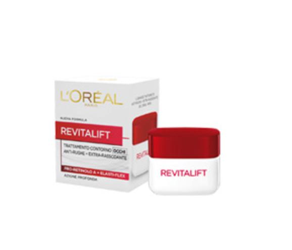 diventa tester Revitalift Contorno Occhi L'Oréal Paris