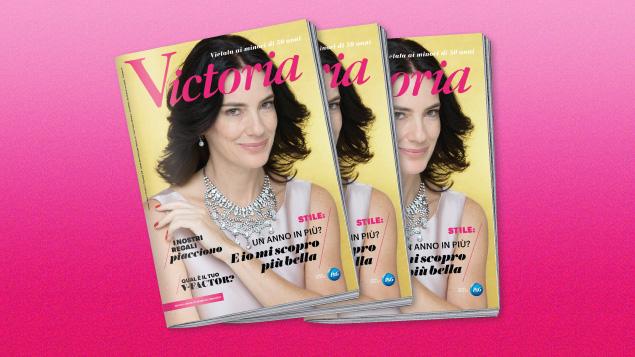 Victoria Magazine ricevi gratis rivista e segnalibri