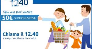 Vinci buoni spesa con 1240 Pagine Gialle