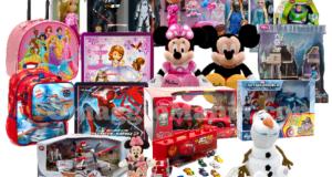 Vinci i tuoi regali di Natale Disney preferiti