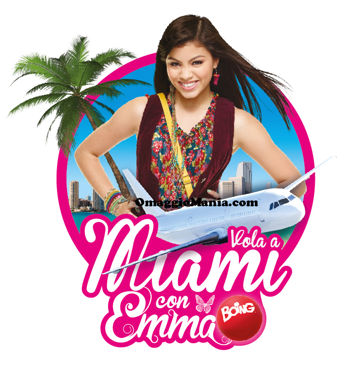 """Vola a Miami con """"Emma una strega da favola"""""""
