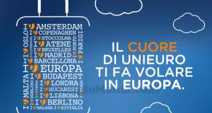 Volagratis in Europa con Unieuro