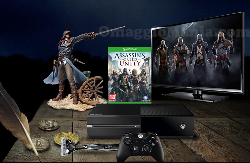 Wilkinson Unity vinci Xbox One e Assassin's Creed