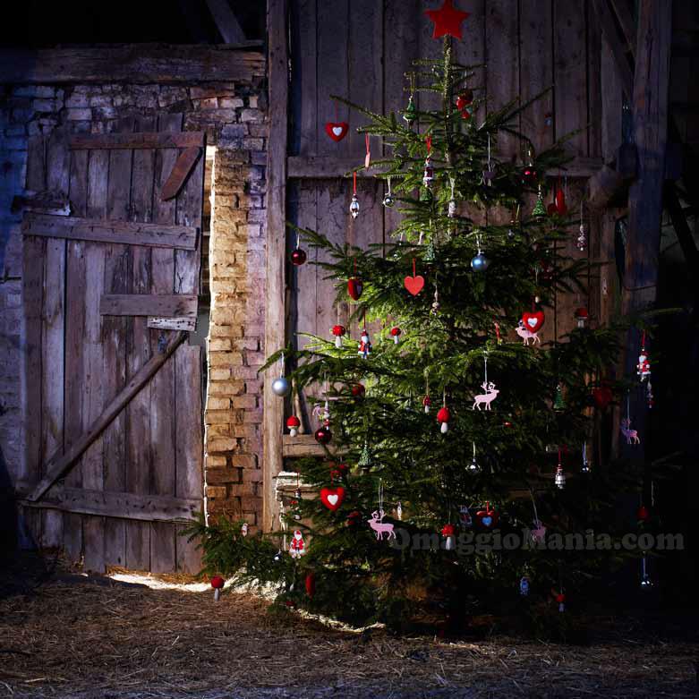albero di Natale gratis da Ikea con Compostiamoci bene