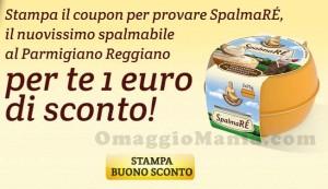 buono sconto Spalmarè Parmareggio