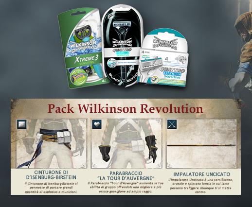 contenuti esclusivi Assassin's Creed Unity in omaggio