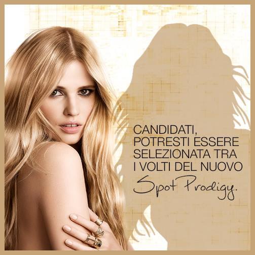 diventa il nuovo volto di Prodigy L'Oréal