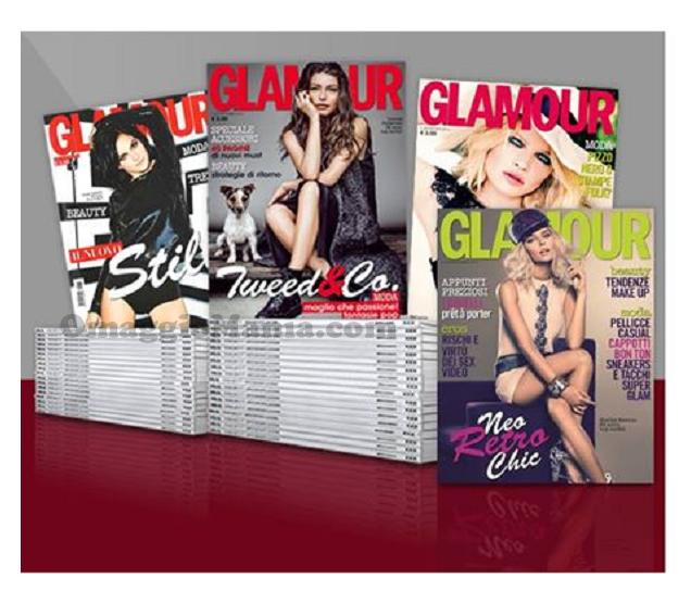 rivista Glamour abbonamento omaggio