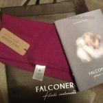 sciarpa in cashmere omaggio di Tatiana
