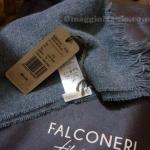 sciarpa omaggio Falconeri Concita