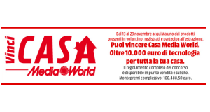 vinci Casa Media World