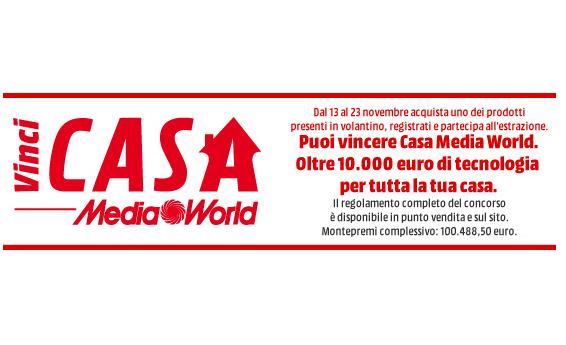 vinci Casa Media World
