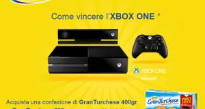 vinci Xbox One con Colussi Gran Turchese