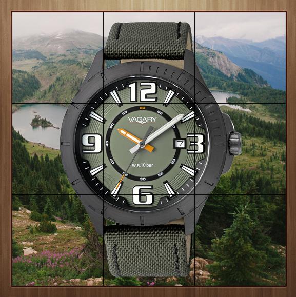 vinci ogni giorno un orologio Citizen Vagary