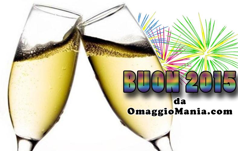 Buon 2015 da OmaggioMania
