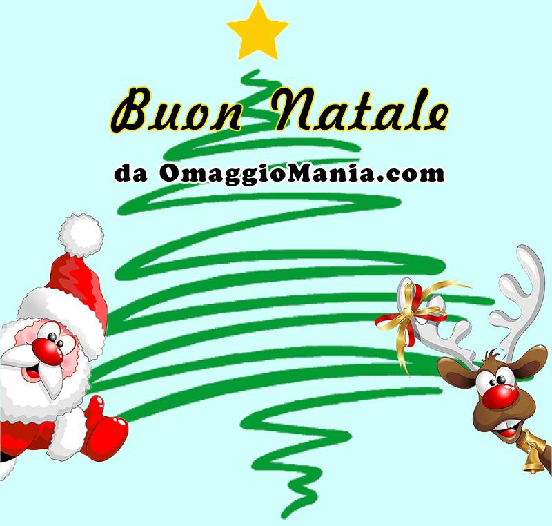 Buon Natale da OmaggioMania 2014