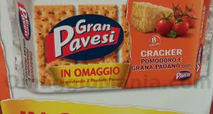Cracker Gran Pavesi omaggio