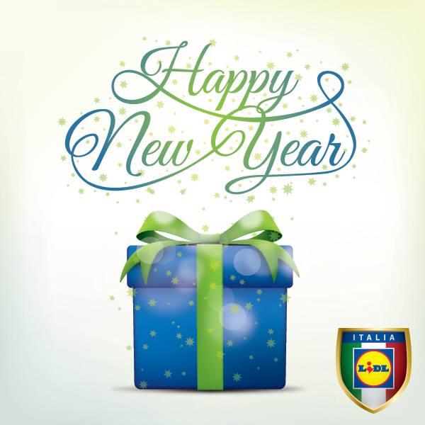 Happy New Year Lidl