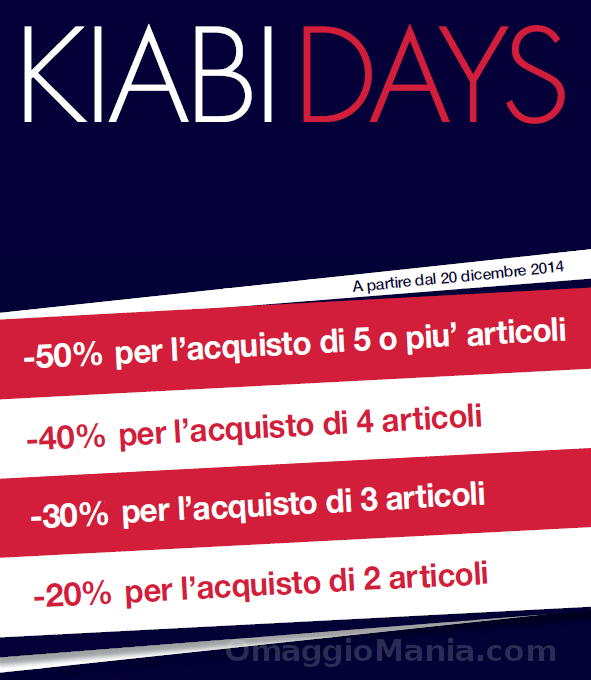 Kiabi Days 2014