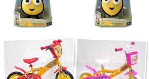 La Casa delle Api - peluche e biciclette