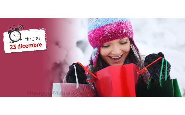 Ricarica il tuo shopping - buono sconto Vodafone