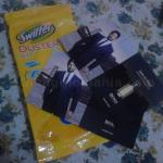 Swiffer Duster Kit ricevuto gratis da Alessandra