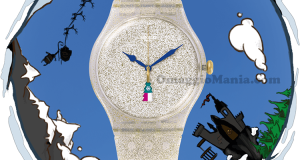 Vinci Swatch Holiday Twist Limited Edition