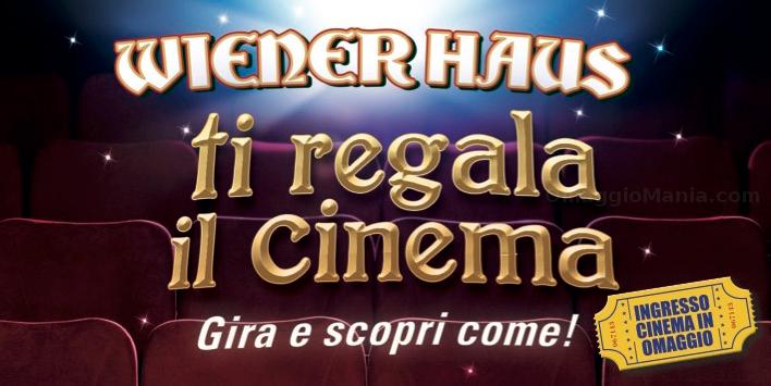 Wiener Haus ti regala il cinema