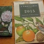 agenda L'Erbolario e calendario 2015