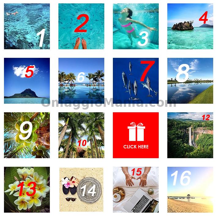 calendario Avvento Beachcomber Hotels