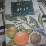 calendario L'Erbolario 2015 Veronica
