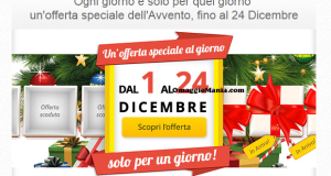 calendario dell'Avvento Euronics Galimberti