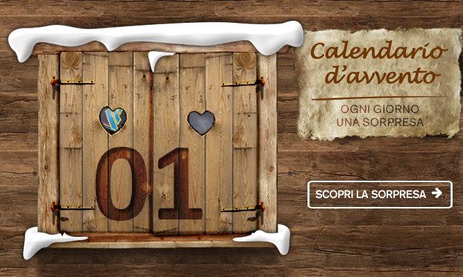 calendario dell'Avvento Sportler 2014
