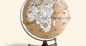 calendario dell'Avvento Sviluppo Sostenibile 2014
