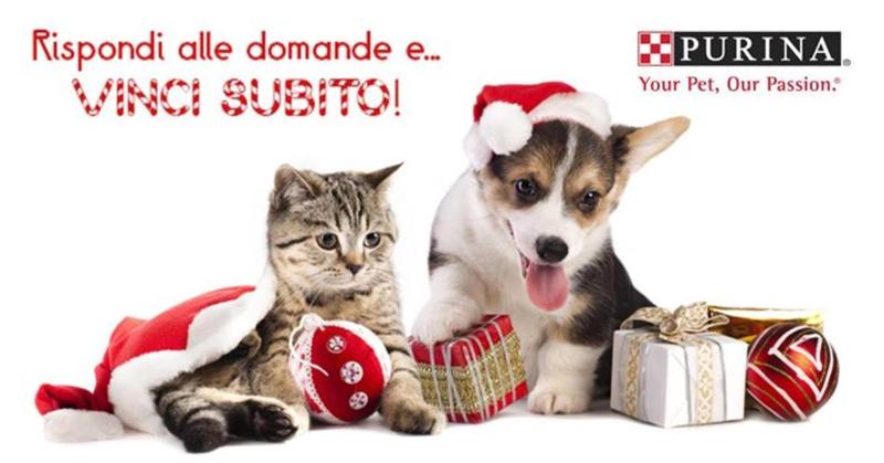 calendario personalizzato gratis Purina PetPassion