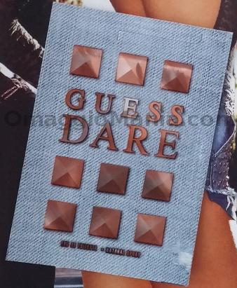 campione omaggio profumo Guess Dare