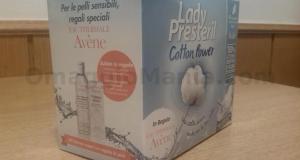 campioni omaggio Avène con Lady Presteril