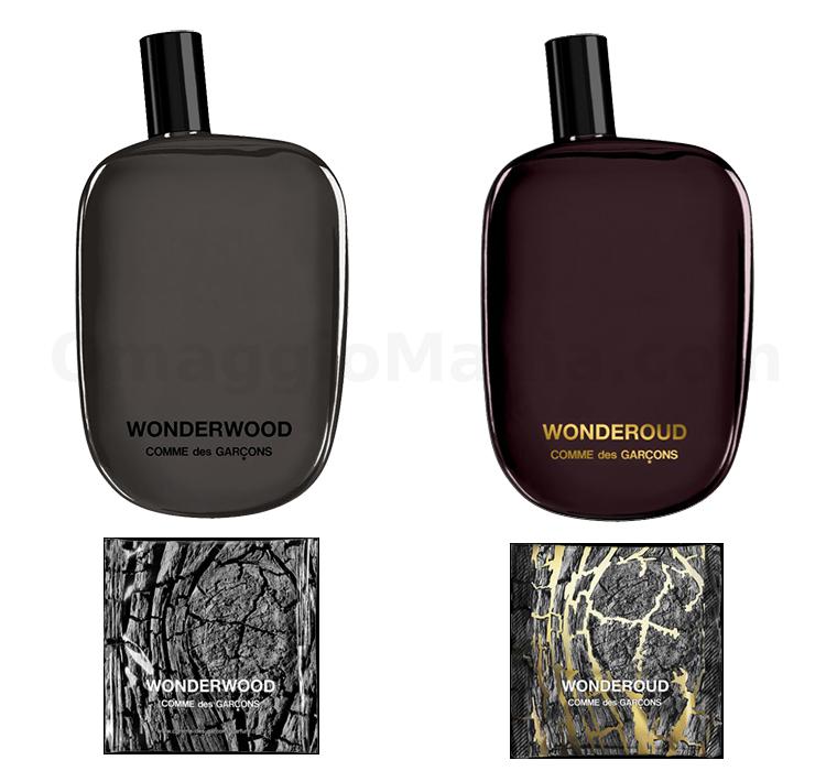 campioni omaggio profumi Wonderoud e Wonderwood