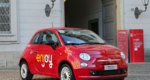 car sharing Enjoy ENI