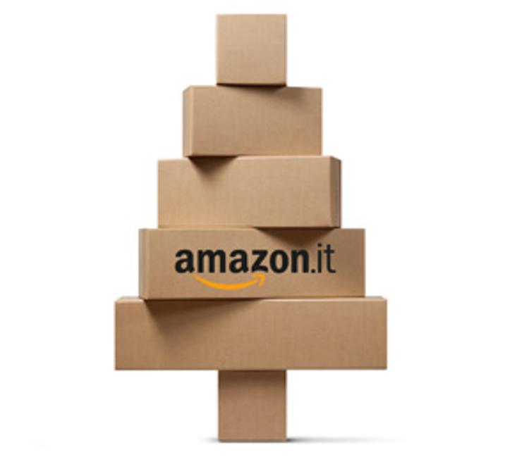 codice sconto Amazon 5 euro corsa ai regali di Natale