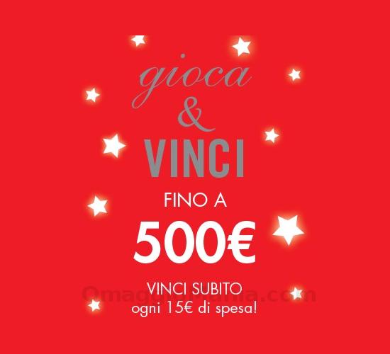 concorso a premi Accessorize Gioca&Vinci